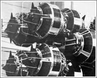 Strela satellites